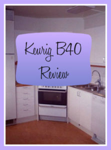 keurig b40 review