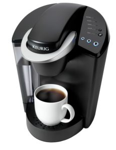 keurig b40 single cup brewer