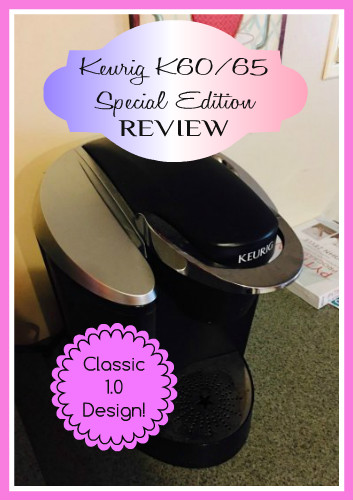 Keurig K65 Special Edition Brewing System Review