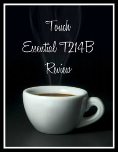 touch t214b review