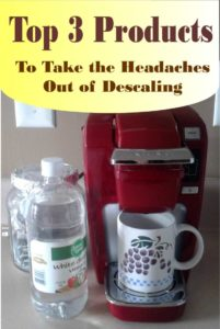 descale a keurig without vinegar