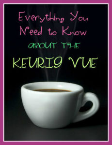 keurig vue discontinued