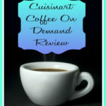 cuisinart dcc 3000 coffee maker review