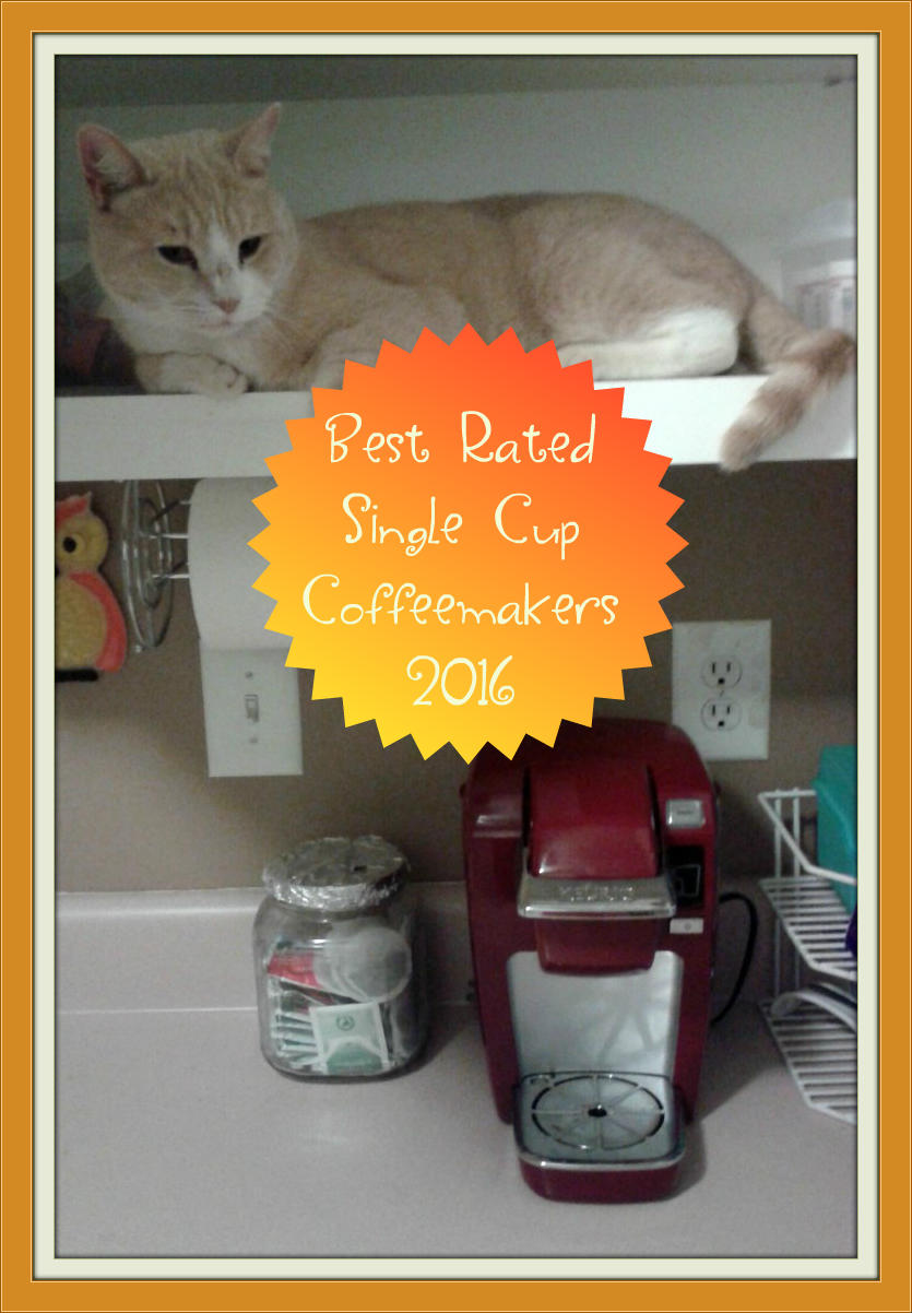 Best Single Serve Coffee Makers 2016 The Top Contenders