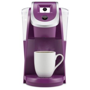 keurig 2.0 k250 brewing system in violet