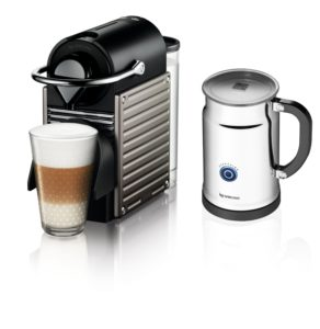 nespresso pixie electric titan
