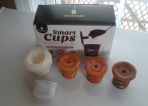 smart cups refillable k-cups