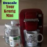 Learn How To Clean A Mini Keurig Brewer Like A Boss!