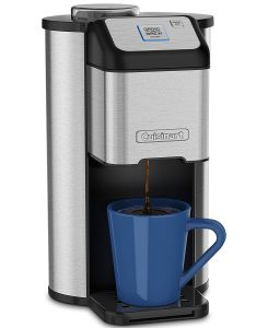 Back To The Grind Best Single Cup Coffee Maker With Grinder