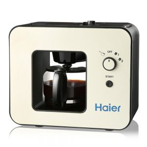 haier brew 4 cup with grinder