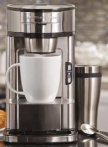 hamilton beach scoop 220x300 Coffee Maker One Cup No Pods