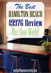 hamilton beach 49976 review
