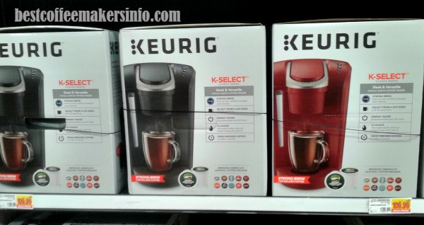 keurig k select review