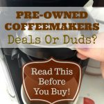 Should You Buy a Used Coffee or Espresso Maker (And When?)